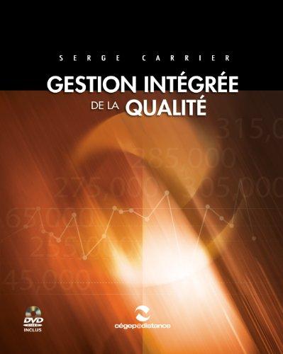Gestion intégrée de la qualité (1DVD)