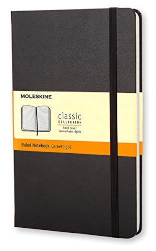 Moleskine Classic Ruled Paper No...