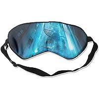 Sleep Eye Mask Abstract Whale Lightweight Soft Blindfold Adjustable Head Strap Eyeshade Travel Eyepatch E7 preisvergleich bei billige-tabletten.eu