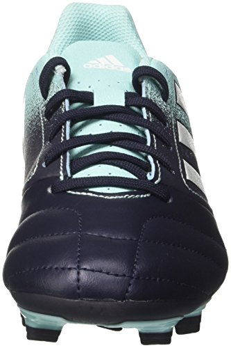 adidas Ace 74 Fxg, Chaussures de Football Homme Multicolore (Energy Aqua /ftwr White/legend Ink )