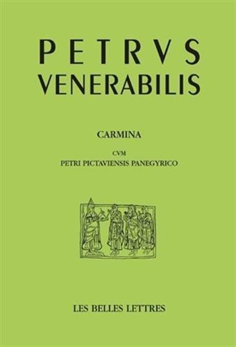 Poèmes avec le Panégyrique de Pierre de Poitiers