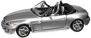 Bburago 18-12028 Or BMW M Roadster - Modèle à l'échelle 1:18, Argent