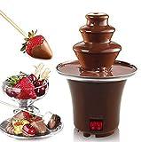 Qiopes Machine de Fabrication de Fontaine à 3 Niveaux pour Mini-Fondant au Chocolat...