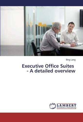 Executive Office Suites - A detailed overview - Executive Office-suite