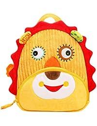 06608e937008f1 Zaino Asilo Bambina Topgrowth Sacchetto Asilo Bimbo Carina 3D Cartone  Animato Animale Sacchetto di Peluche Backpack