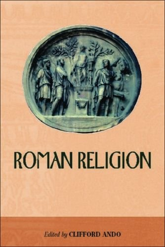 Roman Religion (Edinburgh Readings on the Ancient World)
