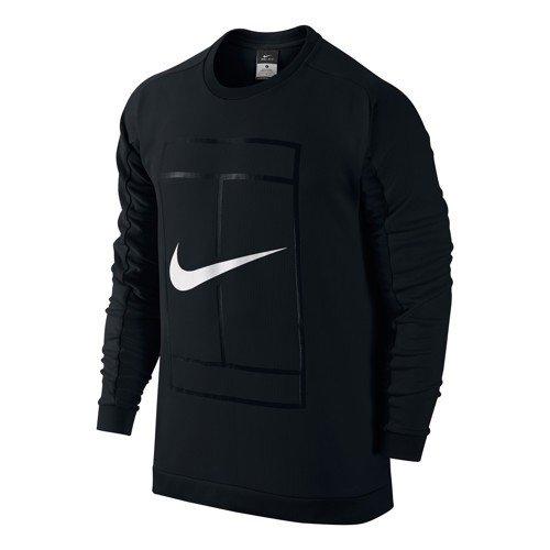 Nike Court LS Crew T-Shirt pour Homme