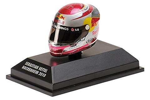 Minichamps 1:8 Scale 2010 Hockenheim Sebastian Vettel Arai