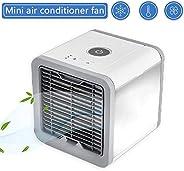 Air Conditioner Mini Air Cooler Portable Air Conditioner Fans Artic Air Cooler Humidifier Purifier Desktop Coo