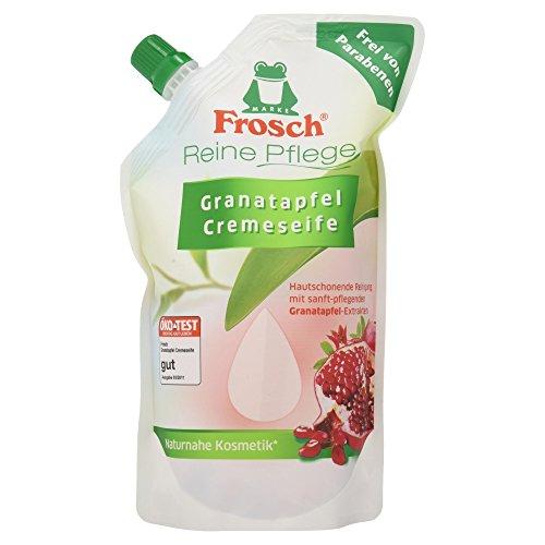 Preisvergleich Produktbild Frosch Handseife Granatapfel Nachfüller, 500 ml