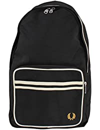 Fred Perry Twin Tipped Homme Backpack Noir