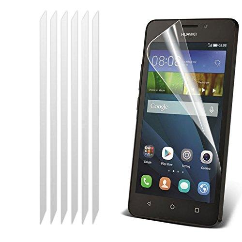 Fall für Huawei Ascend Y635 Case Universal Car Phone Halter Halterung Cradle-Dashboard & Windschutz für iPhone yi -Tronixs Screen Protector (6 Pack)