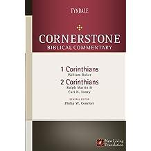1-2 Corinthians (Cornerstone Biblical Commentary Book 15)