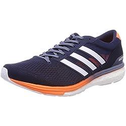 new arrival 75bf3 42dc8 Adidas Adizero Boston 6 M, Zapatillas de Trail Running para Hombre, Azul  (Maruni
