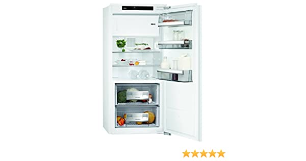Aeg Kühlschrank Türanschlag Wechseln : Aeg sfe zf kühlschrank vollintegrierbar weiß a amazon