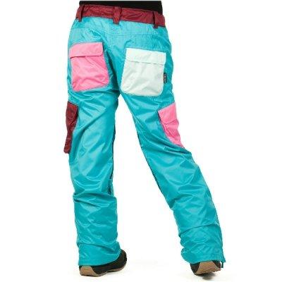Pantalon De Snow Nikita Remarkable Bleu, Rouge, Rose Taille M