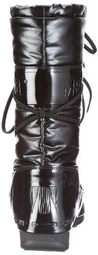 Moon Boot W.E. Soft, Boots femme Noir (Nero)