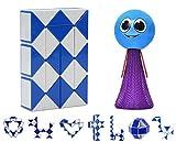 #9: Simple Days Fidget Snake Rubik's Cube Twist Puzzle with Emoji Jump Elf