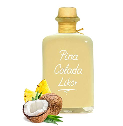 Pina Colada Sahne Creme Likör 0,5L einfach unwiderstehlich 18% Vol