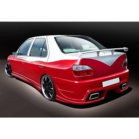 Peugeot 306 SALOON Sport Performance paraurti posteriore - Saloon Spoiler