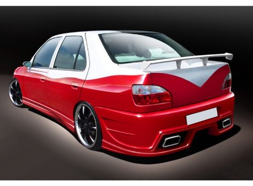 Peugeot 306Berlina Sport posteriore ala Spoiler - Saloon Spoiler