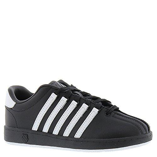 K-Swiss Kids Classic VN Sneaker Noir/blanc