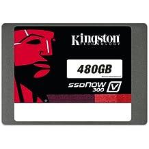 Kingston SSDNow V300 - Disco duro interno con capacidad de 480 GB (2,5 pulgadas, SATA 3.0)
