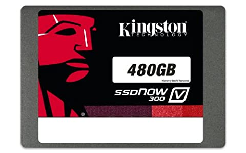 Kingston - SSDNow V300 - Disque Flash Interne - 480