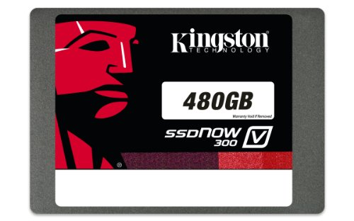 Kingston SSDNow V300 - Disco duro interno con capacidad de 480 GB (2,5 pulgadas, SATA 3.0)