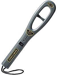 Mano detectores de metales ligeros, alta sensibilidad, verde indicador, seguridad portátil sensible Super