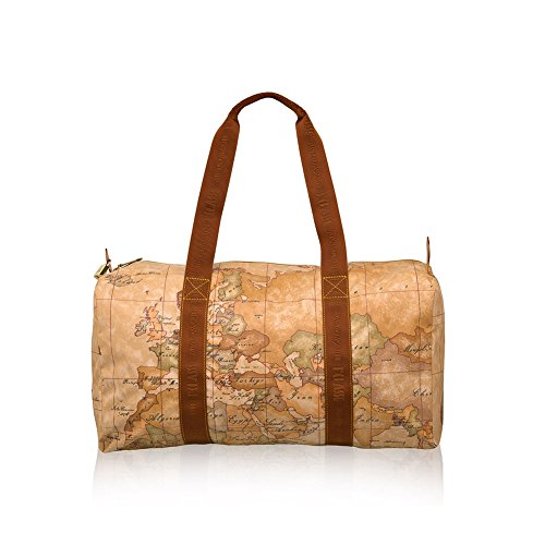 Alviero Martini Medium Travel Bag Natural