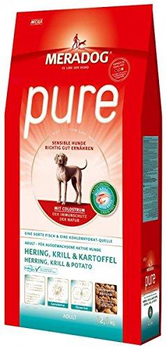 mera-dog-hundefutter-pure-hering-krill-getreidefrei-125-kg-1er-pack-1-x-125-kg