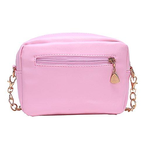 Faysting EU donna fashion borsa a tracolla donna borsa a spalla vari colori scelgliere rete elegante pelle stile buon regalo san valentino B