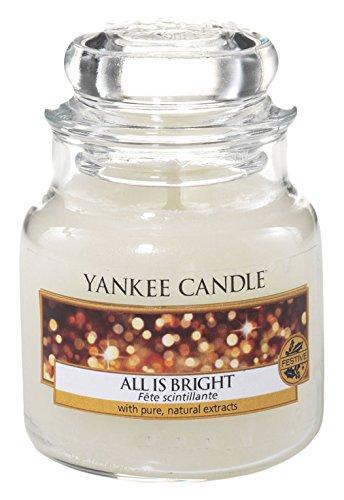 Yankee Candle Bougie parfumée Bougie en pot, tous les est lumineux