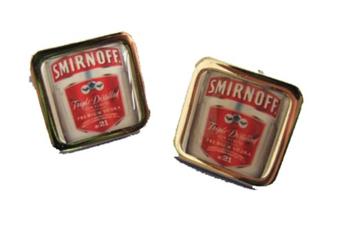 smirnoff-vodka-cufflinks