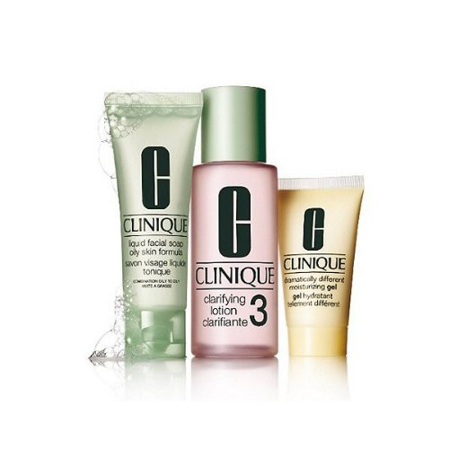 Clinique – 3 STEPS INTRO SKIN TYPE I – 3 units