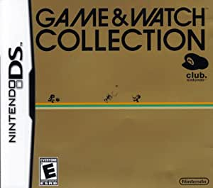Game & Watch Collection (Nintendo DS)
