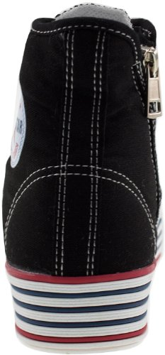 Maxstar  C30-7H, Chaussons montants femme Noir - noir
