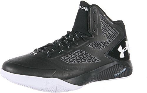 Under Armour Clutchfit Drive 2 Basketball Scarpe Black/White