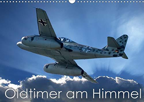 Oldtimer am Himmel (Wandkalender 2020 DIN A3 quer): Flugzeugoldtimer - Ein lebendiges Stück Technikgeschichte am Himmel (Monatskalender, 14 Seiten ) (CALVENDO Mobilitaet)
