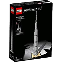 لعبة ليغو لهندسة العمارة نموذج برج خليفة - نموذج جديد 21055