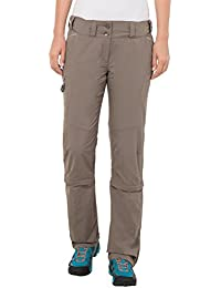 VAUDE Damen Hose Skomer Capri Zip Off Pants