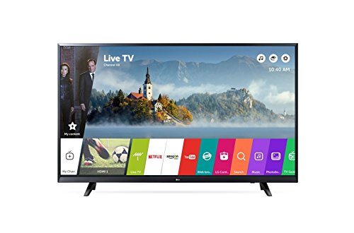 LG 43UJ620V Tv LED 4K 43 Pulgadas IPS Smart Tv