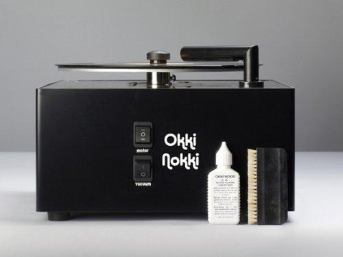 Okki Nokki RCM II (aktuelle Version) Record Cleaning Machine Plattenwaschmaschine | Schwarz
