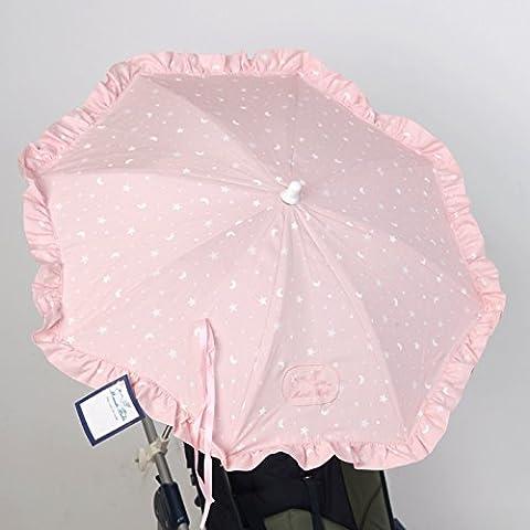 Sombrilla para silla de paseo + flexo universal. Parasol. Varios modelos