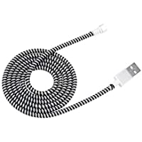 Printme Spiral Cable Cord and Earphone Wire Protectors Set of 3 Pieces