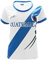 Guatemala Slim Mujer Soccer Jersey diseño exclusivo