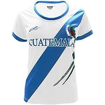 Arza Sports Guatemala Slim Mujeres fútbol Jersey diseño Exclusivo