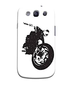 PrintVisa Designer Back Case Cover for Samsung Galaxy S3 Neo I9300I :: Samsung I9300I Galaxy S3 Neo :: Samsung Galaxy S Iii Neo+ I9300I :: Samsung Galaxy S3 Neo Plus (Love Lovely Attitude Men Man Manly)