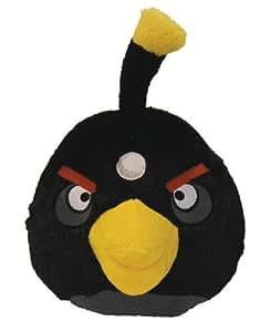 """Bird colère 4"" ""Peluche Mini Noir [Jouet]"""